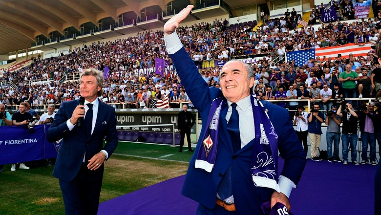 AP Interview: Commisso promises to keep Fiorentina 'forever'