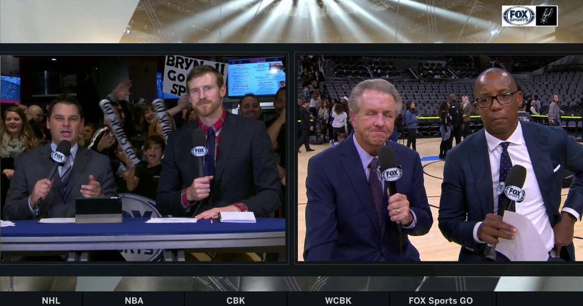 Bill & Sean Break Down San Antonio's Loss to Portland | Spurs Live