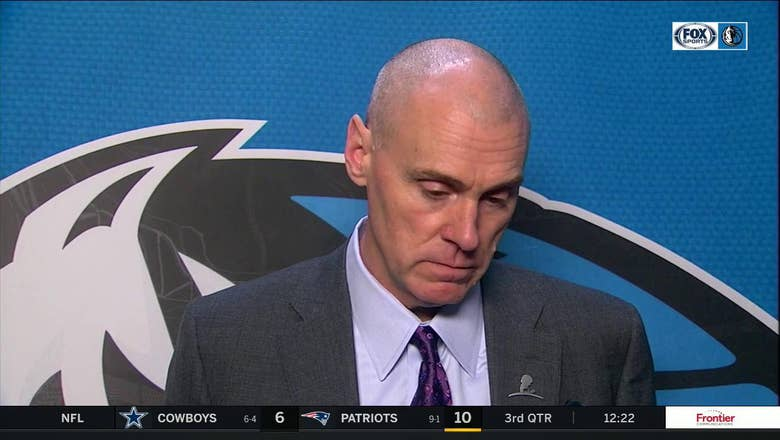 Rick Carlisle Praising All Aspects Of Luka Doncic's Game in win over Rockets