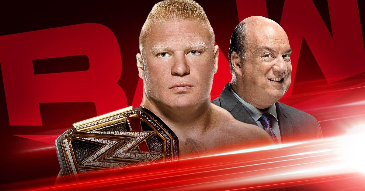 WWE Raw: Nov. 4, 2019 thumbnail