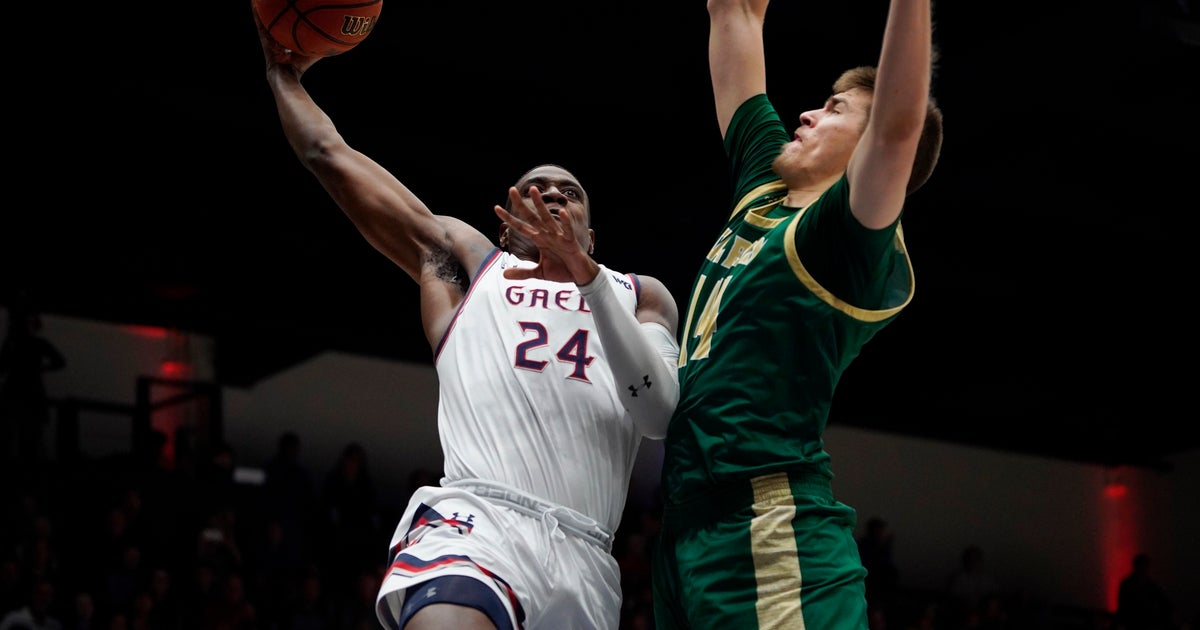 Ford has 21 points, No. 18 Saint Mary's tops Cal Poly 79-48 | FOX Sports