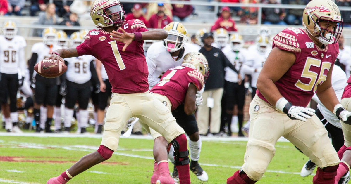 Florida State routs Alabama St. to become bowl-eligible   FOX Sports