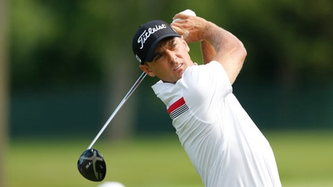 <p>               FILE - In this June 27, 2019, file photo, Charles Howell III drives during the first round of the Rocket Mortgage Classic golf tournament, in Detroit. Howell turned the Asian swing on the PGA Tour into a five-week working vacation to let his two elementary-school children see more of the world. (AP Photo/Carlos Osorio, File)             </p>