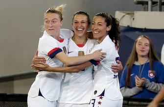 US women beat Costa Rica 6-0 in 2019 finale