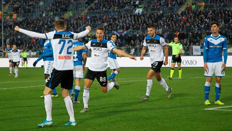 Balotelli overshadowed by another Mario in Brescia loss