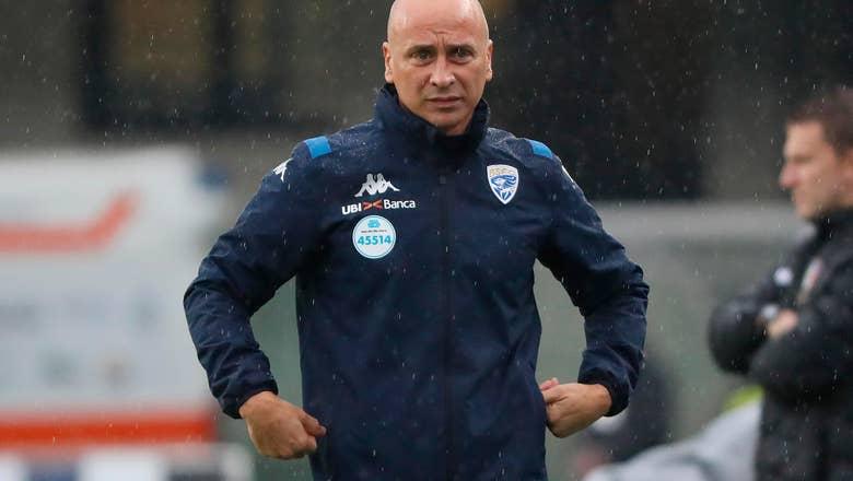 Brescia hires Fabio Grosso as coach, replacing Corini