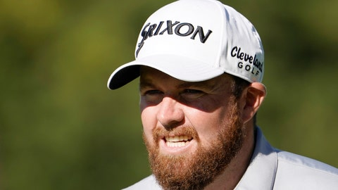 <p>               FILE - In this file photo dated Wednesday, Oct. 23, 2019, Shane Lowry of Ireland walks onto the 9th hole during the pro-am event of the Zozo Championship PGA Tour at Accordia Golf Narashino C.C. in Inzai, east of Tokyo, Japan.  Lowry won the first major title of his career in the middle of 2019, and is now trying to end the year as Europe's No. 1 golfer, as he heads for the Race to Dubai championship and the last event of the season on the European Tour. (AP Photo/Lee Jin-man, FILE)             </p>