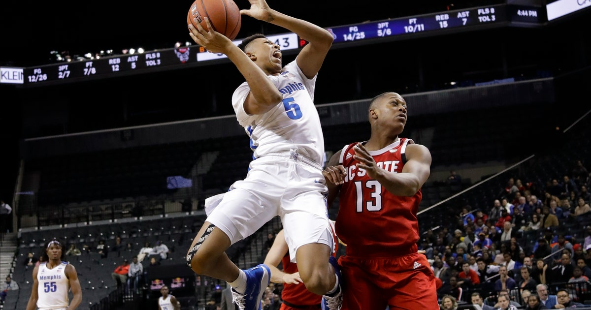 No. 16 Memphis beats NC State in Barclays Center Classic | FOX Sports