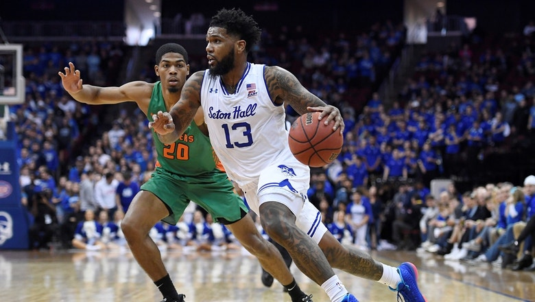 Myles Powell pours in 23 as Seton Hall rolls over Florida A&M, 87-51