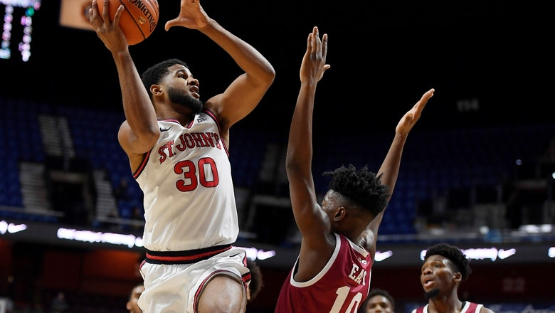 St. John's finishes off UMass on a 30-10 run to close the game, 78-63