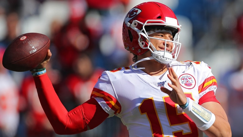 Nick Wright: Chiefs' loss to Titans is inexcusable for a team with Super Bowl aspirations