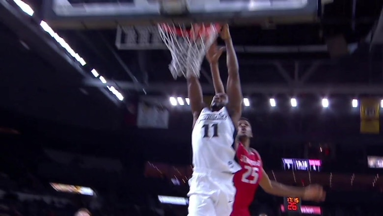 Alpha Diallo's 17th career double-double leads Providence to 106-60 win over Sacred Heart
