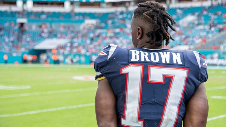 Skip Bayless and Shannon Sharpe react to Antonio Brown apologizing to Robert Kraft and the Patriots