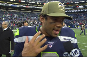 Russell Wilson after 5-touchdown, comeback performance: 'It comes down to believing'