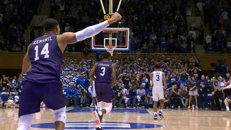 Duke's 150-game home non-conference win streak snapped at OT buzzer by Stephen F. Austin