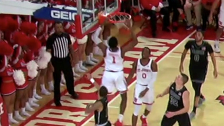 St. John's moves to 6-2 with big win over Wagner, 86-63
