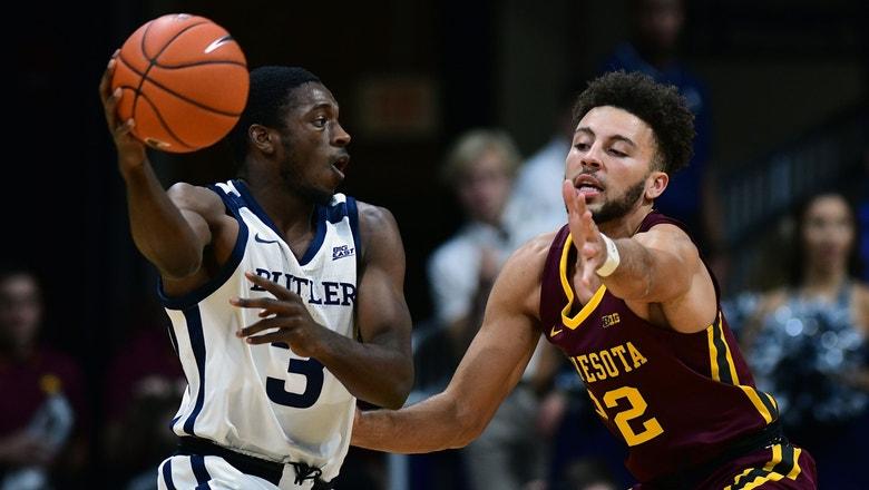 Butler puts away Minnesota late behind breakout 27-point night from Kamar Baldwin