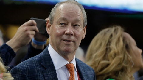 "<p>               FILE - In this Nov. 1, 2017 file photo Houston Astros owner Jim Crane is seen before Game 7 of baseball's World Series against the Los Angeles Dodgers in Los Angeles. Crane has sent a letter to a Sports Illustrated reporter to apologize for accusing her of trying to ""fabricate a story"" and to retract its statement. Assistant general manager Brandon Taubman eventually was fired for directing inappropriate comments at female reporters during the team's celebration after clinching the AL pennant. But the Astros initially called Stephanie Apstein's report on it ""misleading and completely irresponsible."" Crane now says: ""We were wrong."" (AP Photo/David J. Phillip, file)             </p>"