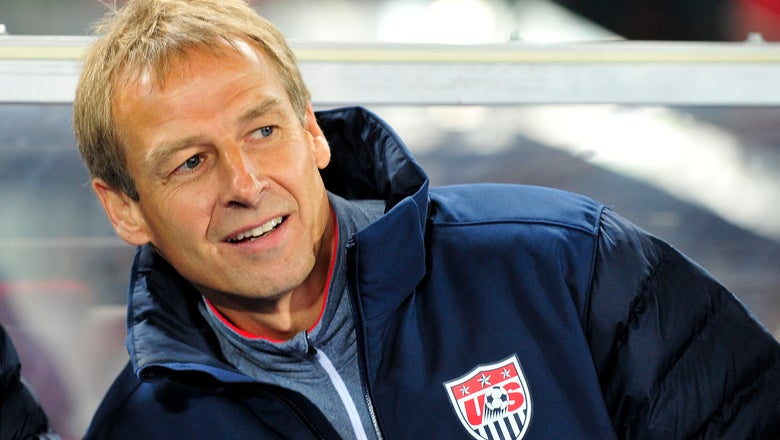 Klinsmann hired by Hertha Berlin 3 years after US dismissal