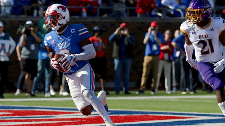 No. 21 SMU, Navy hope to stay alive for AAC West title