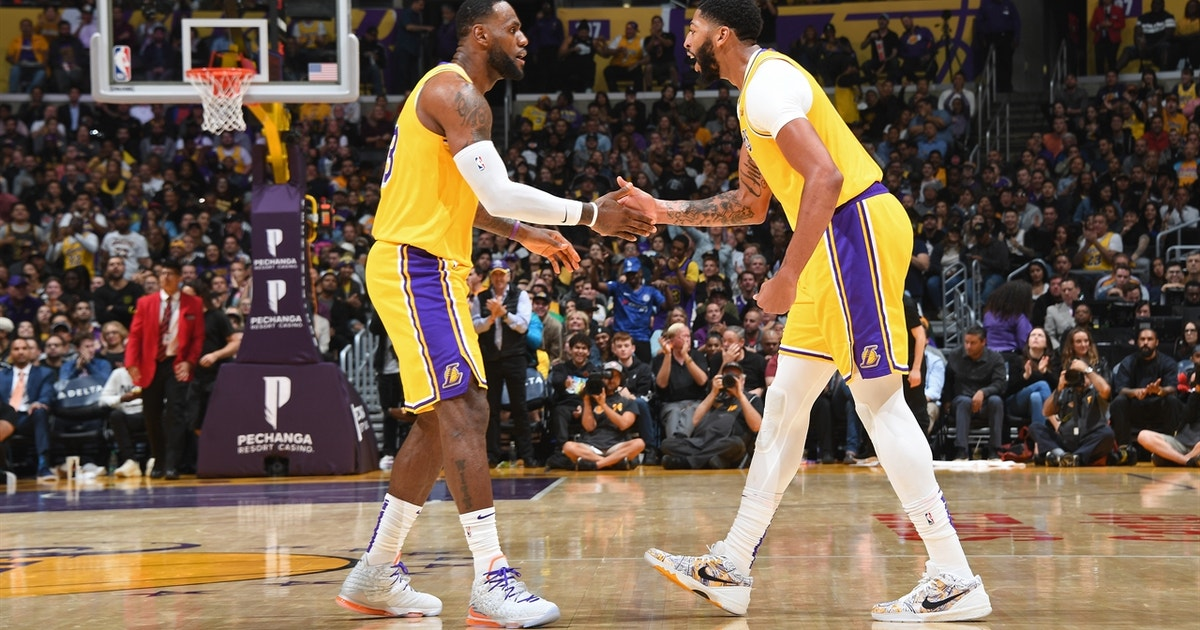 Shannon Sharpe: AD may have be shooting more free throws, but Lakers are still LeBron's team