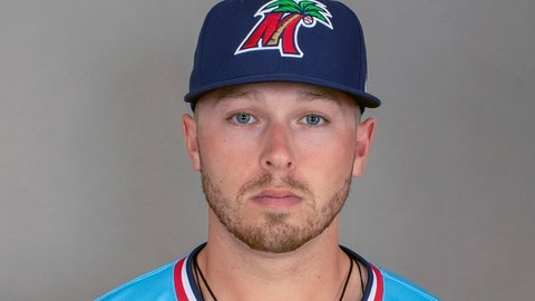 <p>               This 2019 photo provided by William Parmeter shows Fort Myers Miracle minor league baseball player Ryan Costello. Minnesota Twins prospect Ryan Costello was found dead in his New Zealand hotel room Monday, Nov. 18, 2019, days after joining a team in the Australian Baseball League The 23-year-old third baseman died in his sleep, the Auckland Tuatara said. No cause was given. Born in Hartford, Connecticut, Costello played minor league baseball for the Clinton Lumberjacks and later for the Fort Myers Miracle during their 2018 championship run. (William Parmeter via AP)             </p>