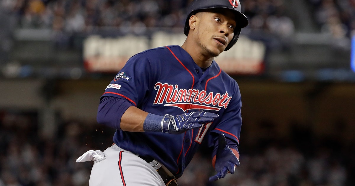 Twins SS Polanco has ankle surgery for chronic injury | FOX Sports