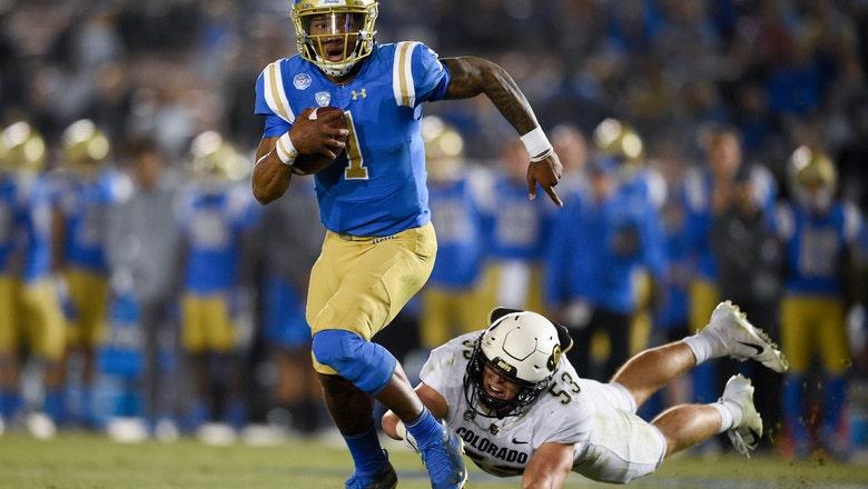 Thompson-Robinson, Kelley lead UCLA to third straight win