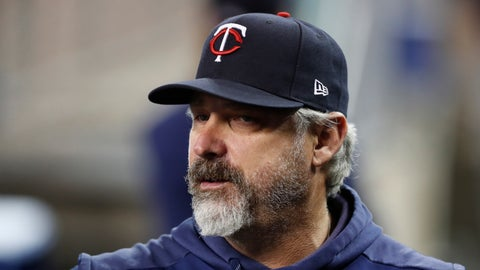 <p>               FILE- In this Aug. 30, 2019, file photo, Minnesota Twins bench coach Derek Shelton watches from the dugout during a baseball game against the Detroit Tigers in Detroit. Shelton is the new manager of the Pittsburgh Pirates, the team announced Wednesday, Nov. 27, 2019. Shelton replaces Clint Hurdle, who was fired on the final day of the regular season in September following a second-half collapse that dropped the Pirates to a last-place finish in the National League Central. (AP Photo/Carlos Osorio, File)             </p>