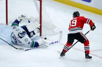 Kane has goal and 2 assists, Blackhawks beat Canucks 5-2