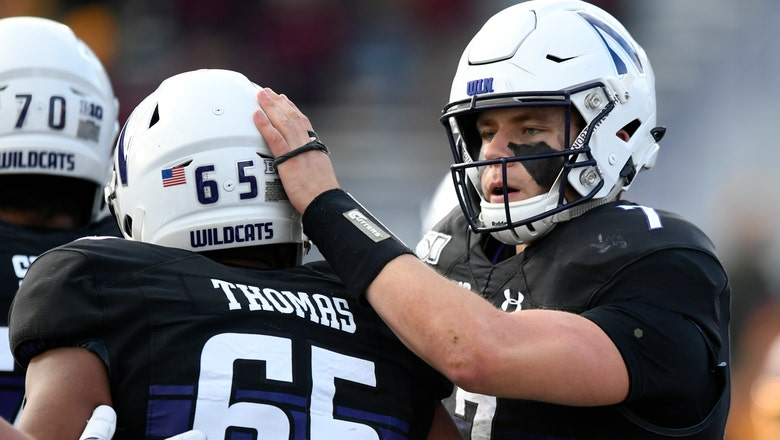 Illinois hopes to tame Wildcats, move up in bowl spot