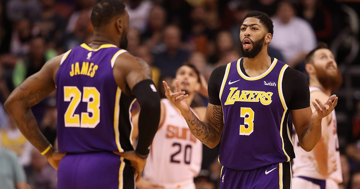 LeBron James and Anthony Davis are a match made in Lakers heaven | FOX Sports