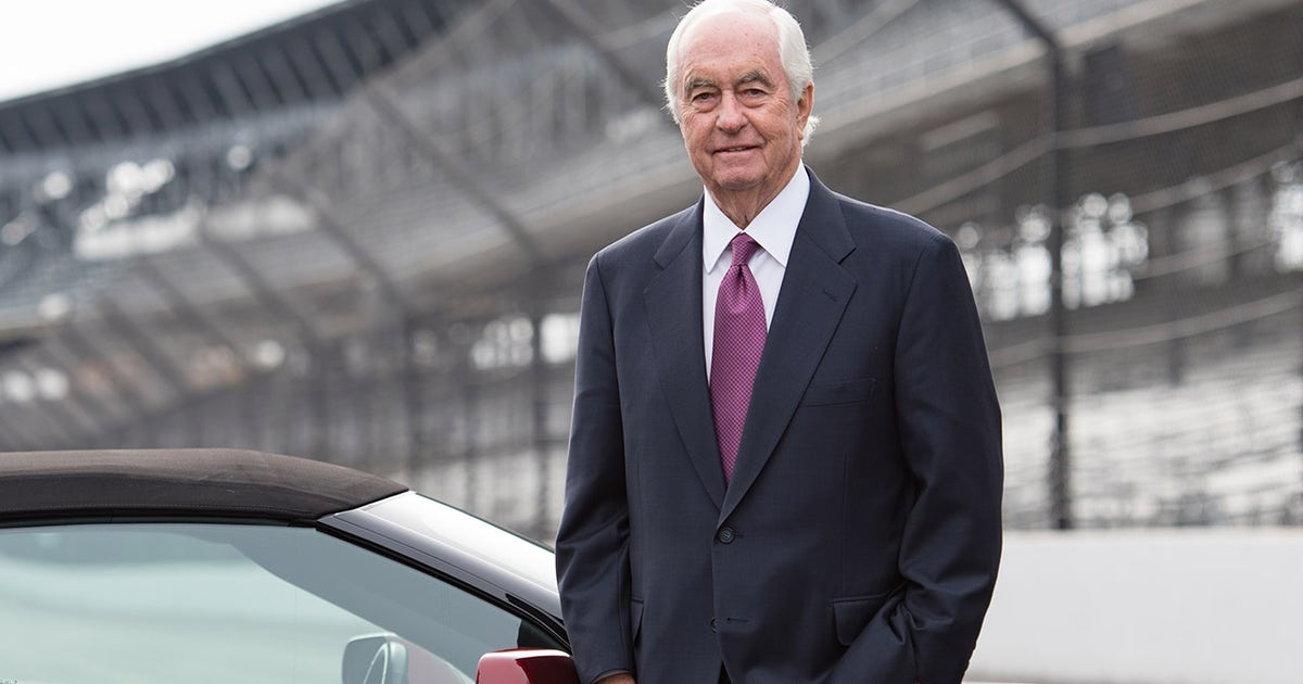 """Roger Penske talks with """"NASCAR Race Hub"""" about the purchase of IMS and the IndyCar Series"""