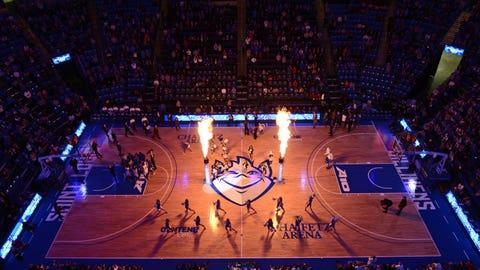 Chaifetz Arena, Saint Louis Billikens, SLU