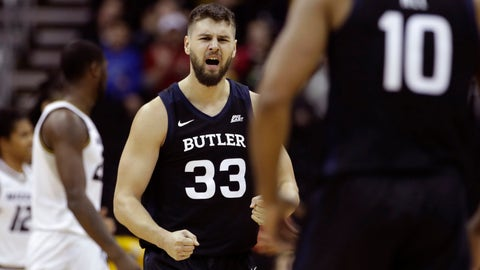 Butler improves to 6-0 with 63-52 win over Missouri