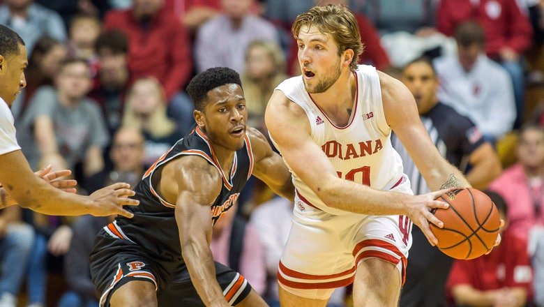 Indiana improves to 5-0 for first time in six years with 79-54 win over Princeton