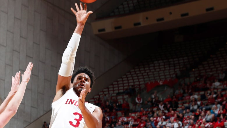 Smith scores 22 as Indiana pummels Troy 100-62