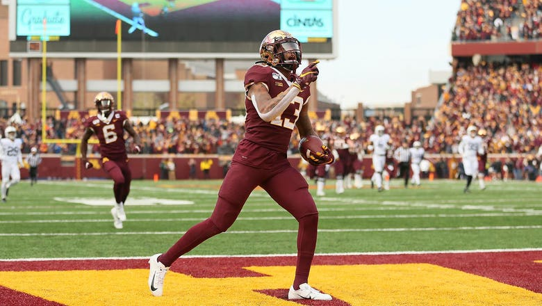One AP poll voter doesn't think Gophers are a top-10 team