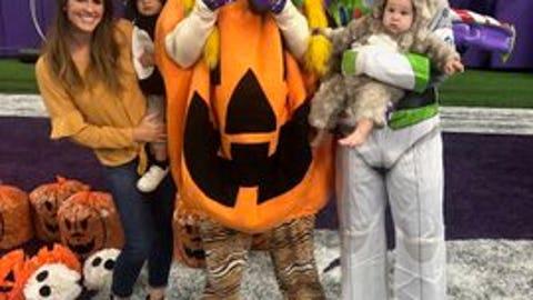 Kirk Cousins, Vikings quarterback