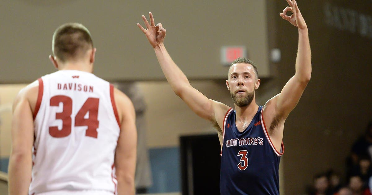 Reuvers, Badgers come up short in 65-63 OT loss to No. 20 Saint Mary's thumbnail