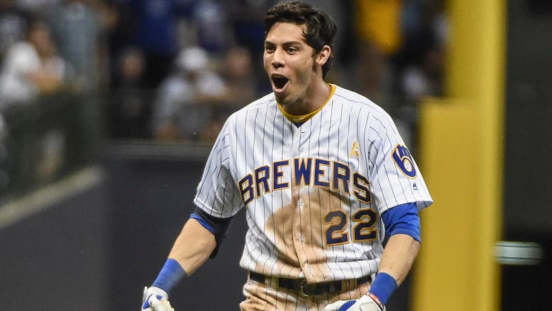 Brewers' Yelich motivated once again to improve on MVP performance
