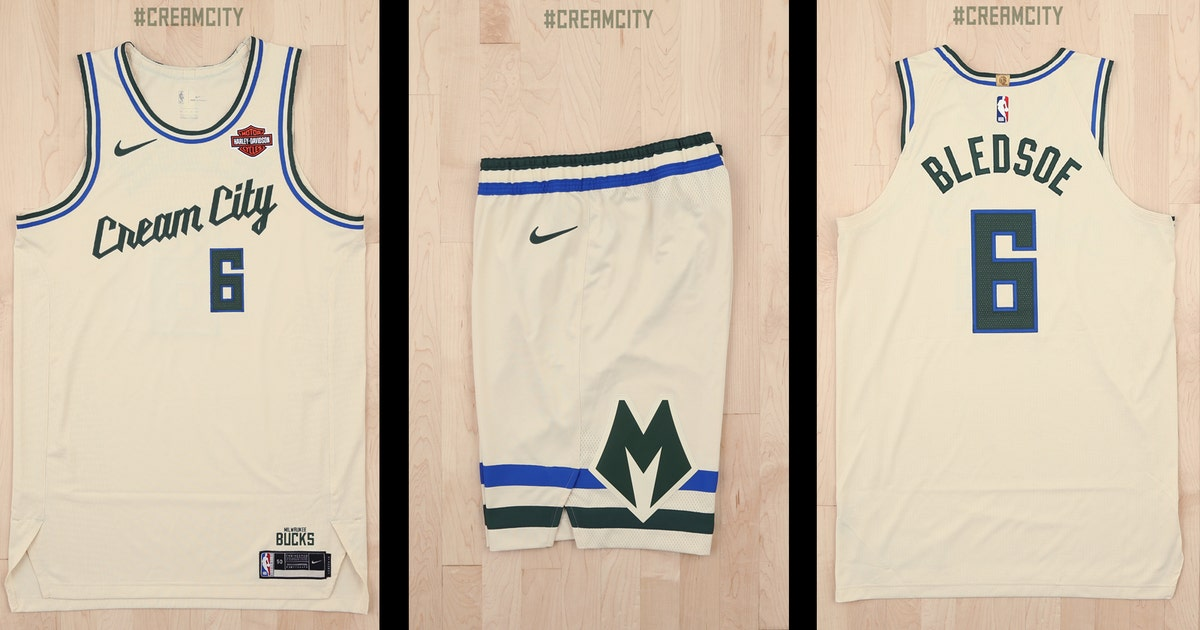 Bucks release new 'Cream City' edition jersey | FOX Sports