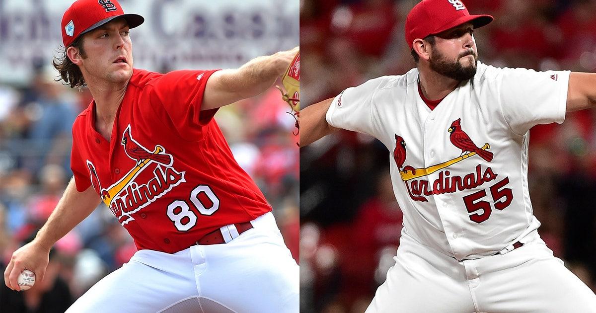 Cardinals add three prospects to 40-man roster, DFA Leone | FOX Sports