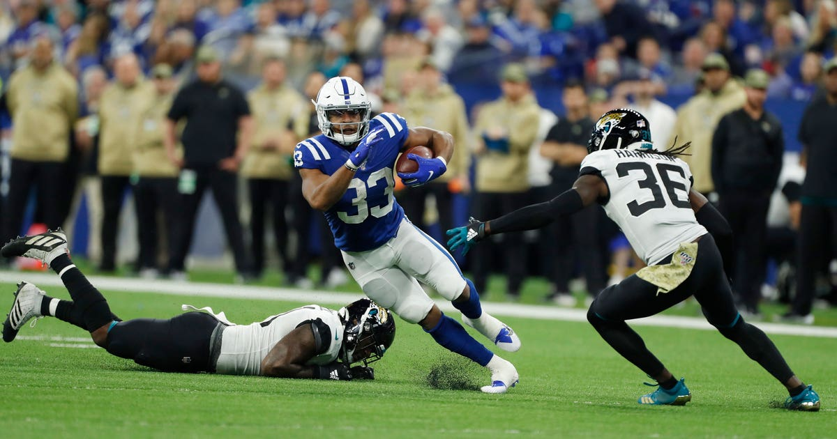 No Mack? No worries for ground game, Colts believe