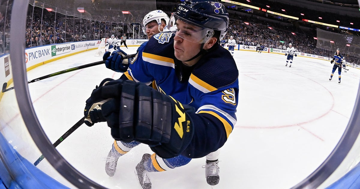 Blues' Blais to undergo right wrist surgery, miss at least 10 weeks   FOX Sports