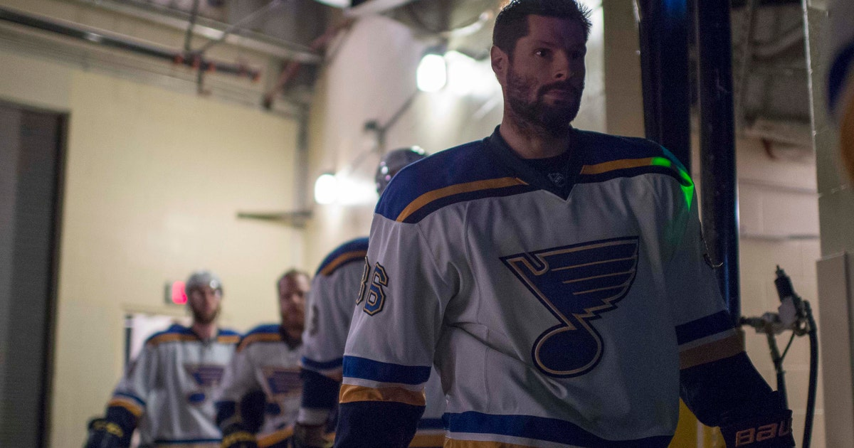 He's (officially) back: Brouwer signs one-year, two-way deal with Blues   FOX Sports