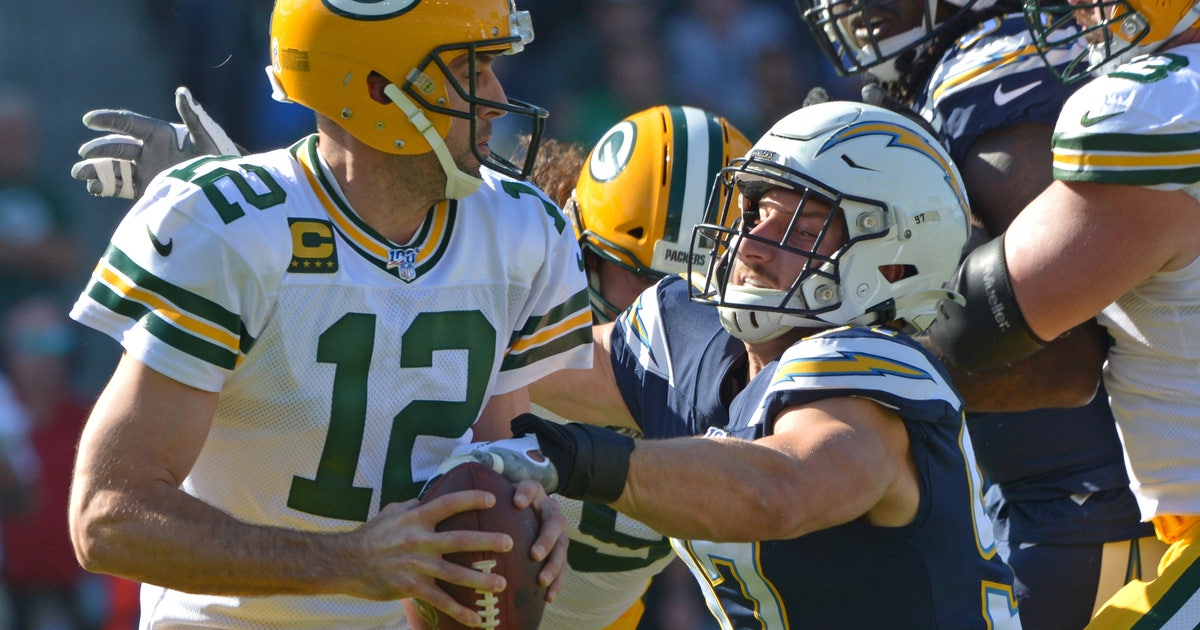Packers QB Rodgers wants more 'juice' against Panthers   FOX Sports