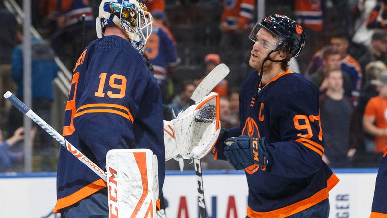 Oilers edge Kings 2-1 on early power-play goals