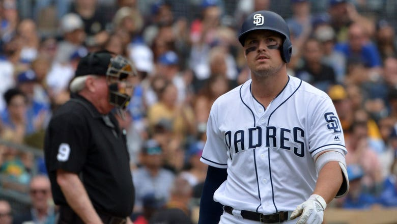 Rays acquire OF Hunter Renfroe from Padres in 5-player trade