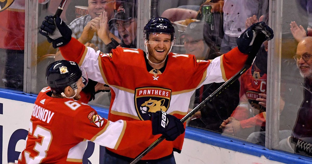 FOX Sports Florida to replay Florida Panthers wins in primetime
